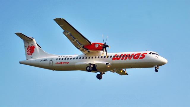Maskapai Wings Air