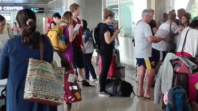 kunjungan wisatawan mancanegara - infopublik.id
