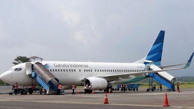 Garuda Indonesia Tutup Sejumlah Rute Penerbangan