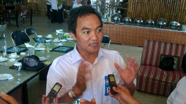 Handy Heryudhitiawan, Sekretaris Perusahaan Angkasa Pura (AP) I - banjarmasin.tribunnews.com