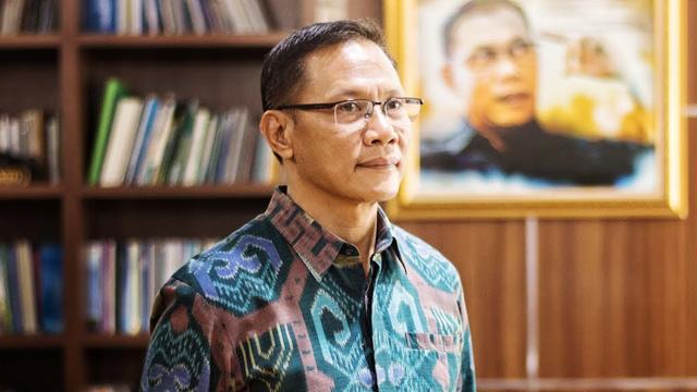 Suhariyanto, Kepala Badan Pusat Statistik - (Youtube: PKL STIS 56)