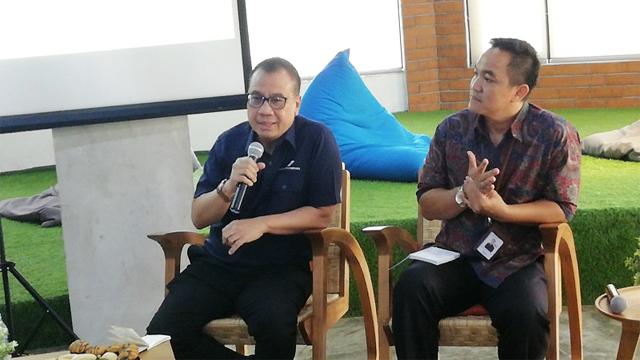 Direktur Utama Angkasa Pura I, Faik Fahmi