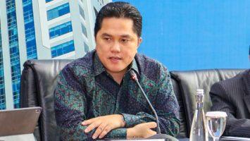 Erick Thohir, Menteri Badan Usaha Milik Negara (BUMN) - economy.okezone.com