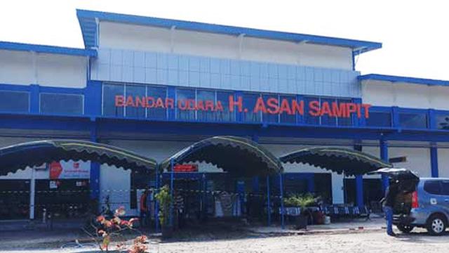 Bandara H. Asan Sampit - inilah.com
