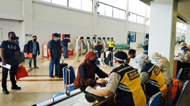 Protokol Kesehatan Bandara Juanda - suryatravel.tribunnews.com
