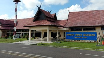 Bandara Iskandar Pangkalan Bun - kataomed.com