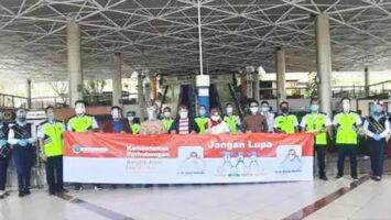 Safety and Healthy Campaign di Bandar Udara Juanda - www.harianbhirawa.co.id