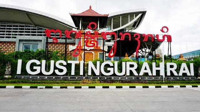 Bandara I Gusti Ngurah Rai - finance.detik.com