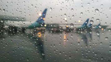 Penerbangan Waspada Puncak Musim Hujan - phinemo.com