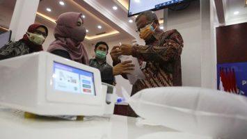 Alat Screening Covid-19 GeNose - www.cnbcindonesia.com