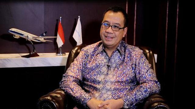 Faik Fahmi, Direktur Utama PT Angkasa Pura (AP) I - www.liputan6.com