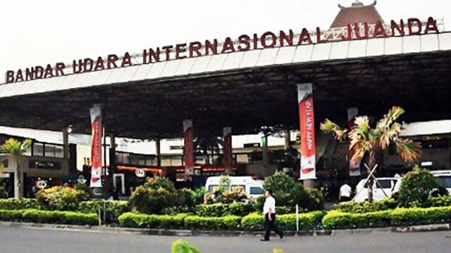 Bandara Juanda Surabaya - mediaindonesia.com