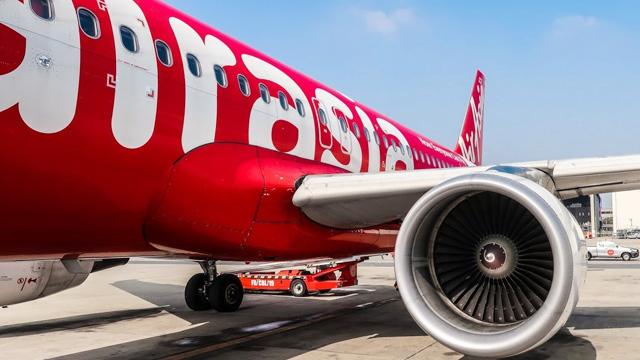 Maskapai AirAsia - (Youtube: FlightExperience)