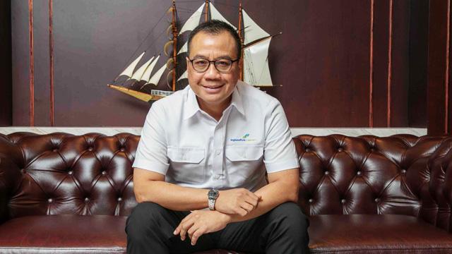 Faik Fahmi, Direktur Utama AP I - marketeers.com