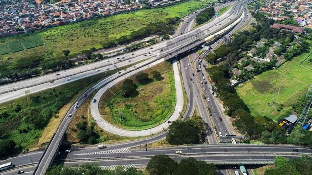 Tol Simpang Susun Waru - properti.kompas.com
