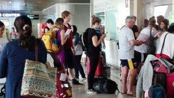 Wisatawan Mancanegara di Bandara Internasional Juanda - infopublik.id