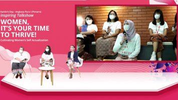 Komunitas Perempuan Srikandi Angkasa Pura I - ekonomi.bisnis.com
