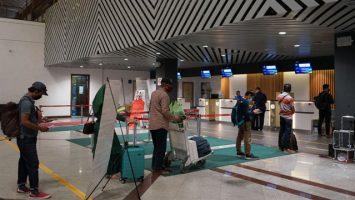 Kunjungan Wisman ke Jatim via Bandara Juanda pada Februari 2021 Naik